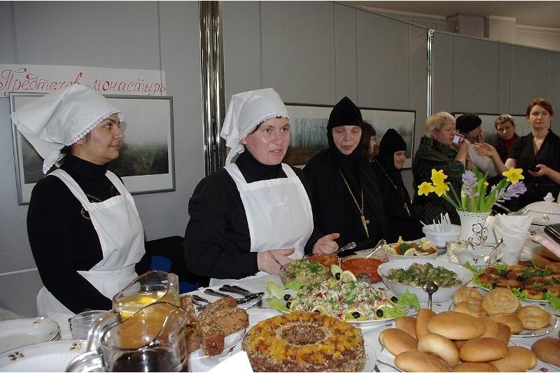 Участие в ежегодном фестивале-конкурсе постных блюд (г. Смоленск)